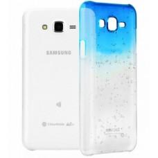 Чехол пластиковый для Samsung Galaxy J7 Imak Raindrop