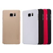 Чехол пластиковый для Samsung Galaxy Note 5 Nillkin Matte