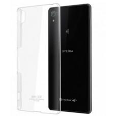 Чехол пластиковый для Sony Xperia Z3+ IMAK Crystal