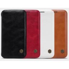 Чехол кожаный для Samsung Galaxy S7 Nillkin Qin