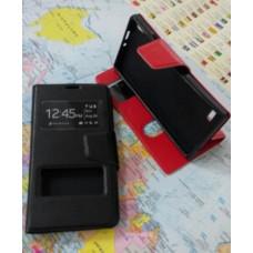 Чехол кожаный для Xiaomi Redmi 2 Book-Case
