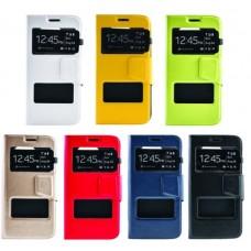 Чехол кожаный для Samsung Galaxy Grand 2 Book-case