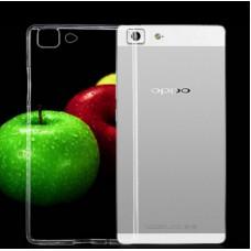 Чехол силиконовый для Oppo R5 Crystal Case