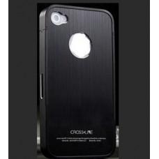 Чехол алюминиевый для iPhone 4/4S Cross Line