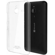 Чехол пластиковый для Nokia Lumia 640 XL IMAK Crystal