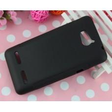 """Чехол силиконовый для Huawei Honor 2 """"Softness"""" + защитная пленка в подарок!"""
