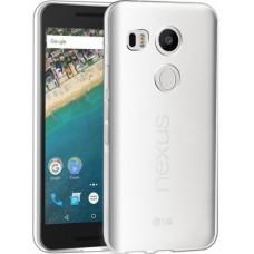 Чехол силиконовый для LG Google Nexus 5X Ультратонкий
