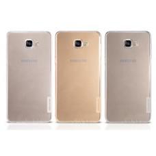 Чехол силиконовый для Samsung Galaxy A9 Nillkin Nature