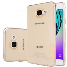 Чехол силиконовый для Samsung Galaxy A3 (2016) Nillkin Nature