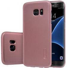 Чехол пластиковый для Samsung Galaxy S7 Edge Nillkin Matte