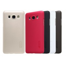 Чехол пластиковый для Samsung Galaxy J5 2016 Nillkin Matte