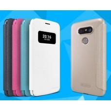Чехол для LG G5 Nillkin Sparkle (Кожа+пластик)