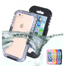 Чехол водонепроницаемый для iPhone 6 Plus (Пластик)