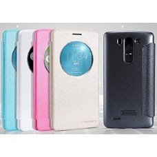 Чехол пластиковый для LG G3s Nillkin Sparkle Series