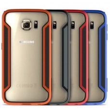Бампер пластиковый для Samsung Galaxy S6 Nillkin Armor Border