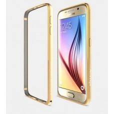 Бампер алюминиевый для Samsung Galaxy S6 Nillkin Gothic