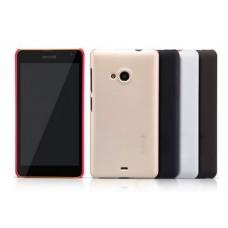 Чехол пластиковый для Nokia Lumia 535 Nillkin Matte