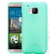 Чехол полиуретановый для HTC One M9 Mercury Jelly Color series