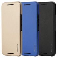 Чехол кожаный для HTC One M9 Rock Touch Series