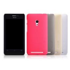 Чехол пластиковый для Asus ZenFone 4 Nillkin Matte