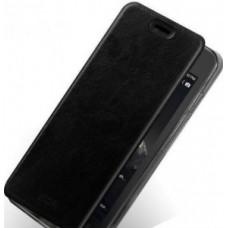 Чехол кожаный для Asus ZenFone 5 Mofi New Rui book