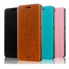 Чехол кожаный для Samsung Galaxy Grand Prime MOFI New Rui book