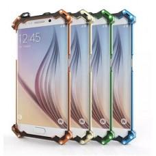 Бампер алюминиевый для Samsung Galaxy S6 Edge Cover