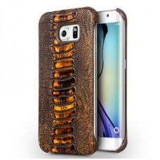 Чехол для Samsung Galaxy S6 Qialino (Крокодиловая кожа)