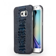 Чехол для Samsung Galaxy S6 Edge Qialino (Крокодиловая кожа)