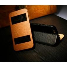 Чехол кожаный для iPhone 6 Plus Jisoncase