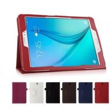 Чехол кожаный для Samsung Galaxy Tab S2 TTX (с функцией подставки)