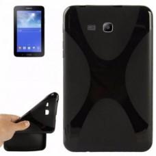 Чехол полиуретановый для Samsung Galaxy Tab 3 Lite X-Case