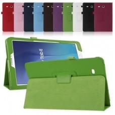 Чехол кожаный для Samsung Galaxy Tab E 9.6 «TTX»