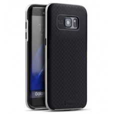 Бампер для Samsung Galaxy S7 Edge iPaky (Полиуретан+пластик)