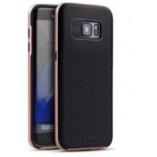 Бампер для Samsung Galaxy S7 iPaky (Полиуретан+пластик)
