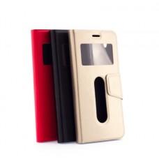 Чехол кожаный для LenovoS850 Book-Case