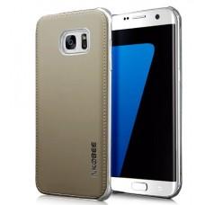 Чехол кожаный для Samsung Galaxy S7 / S7 Edge «Kobee»