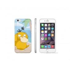 Чехол силиконовый для iPhone 6 / 6s Funny Pokemons