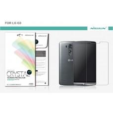 """Защитная пленка для LG G3 Nillkin """"Subtle Crystal"""""""