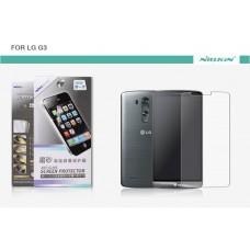 """Защитная пленка для LG G3 Nillkin """"Subtlety"""""""