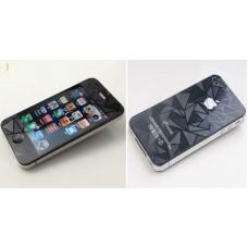 Защитная 3 Д пленка для iPhone 4/4s