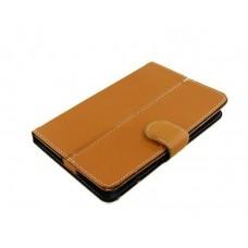 """Универсальный кожаный чехол  для планшета 7"""""""