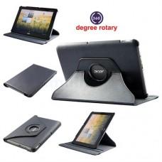 Чехол трансформер кожаный для Acer Iconia Tab A500