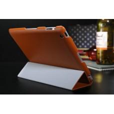 Кожаный чехол для iPad 2/3/4 (4 цвета)