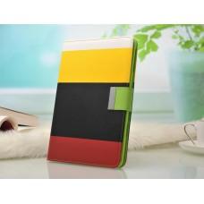 Чехол кожаный для iPad mini Разноцветный