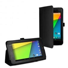 """Чехол кожаный для Asus Google Nexus 7 II """"Folio"""""""