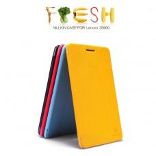 "Чехол кожаный для Lenovo IdeaTab S5000 Nillkin Fresh Series ""Cotton"""
