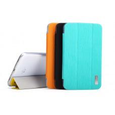 """Чехол (книжка)  для Samsung Galaxy Tab 3 7.0 пластик+кожа Rock """"Elegant Series"""""""