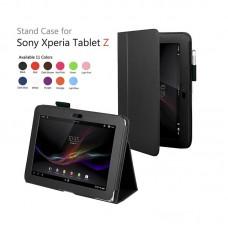 """Чехол кожаный для Sony Xperia Tablet Z """"Polov"""""""