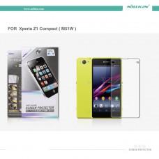 Защитная матовая пленка для Sony Xperia Z1 Compact